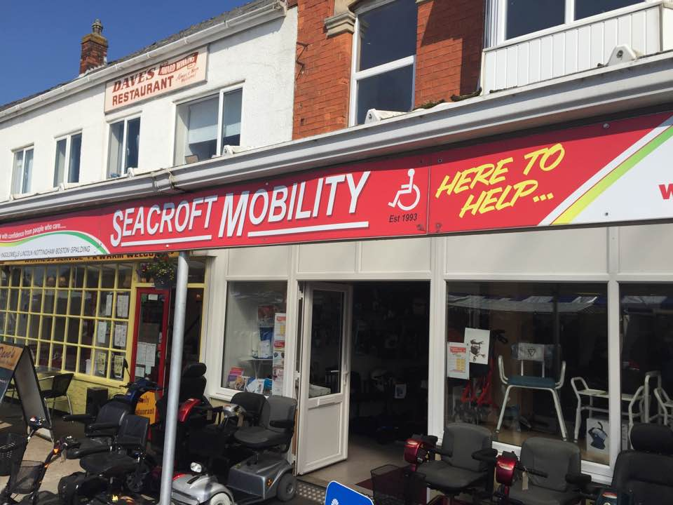 SEACROFT MOBLILTY IN MABLETHORPE