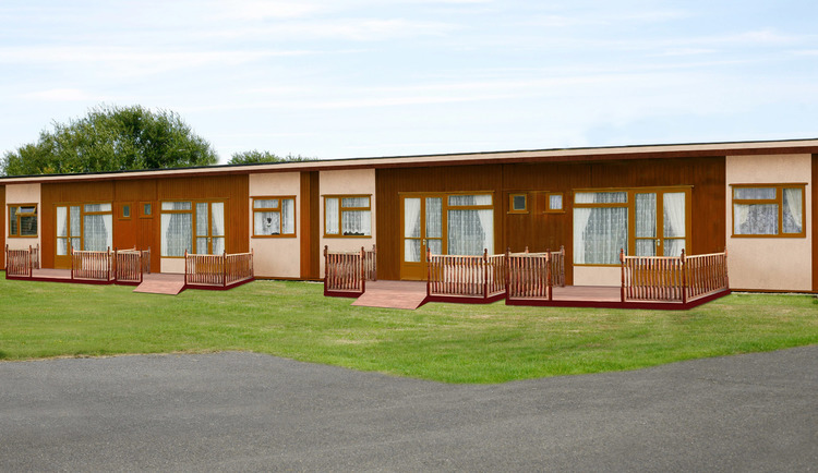 CHALETS AT MABLETHORPE
