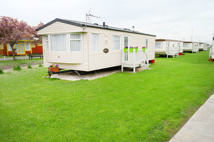 CARAVANS AT MABLETHORPE CHALET PARK