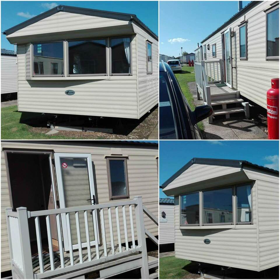 CARAVAN FOR RENT IN MABLETHORPE AT GOLDEN SANDS
