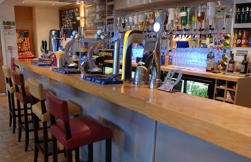 THE SILVER BAR AT THE BECK