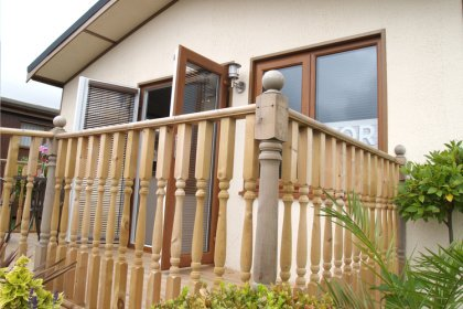 A STYLE OF CHALET AVAILABLE AT MABLETHORPE
