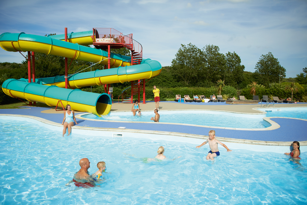 OUTDOOR POOL AT GOLDEN SANDS