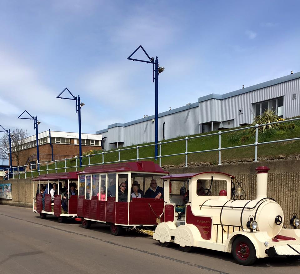 JACKSONS LAND TRAIN MABLETHORPE