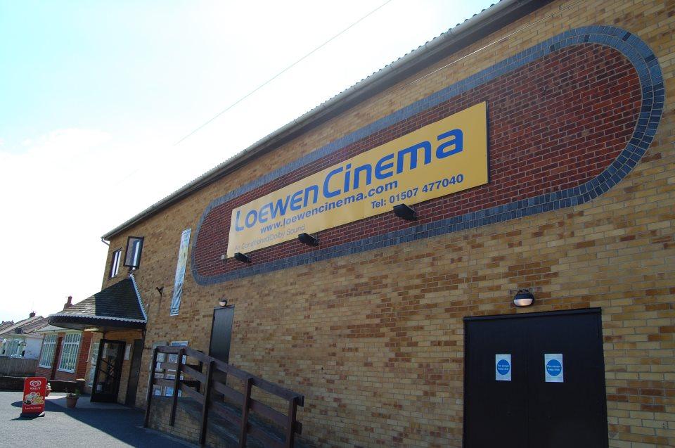 THE LOEWEN CINEMA IN MABLETHORPE