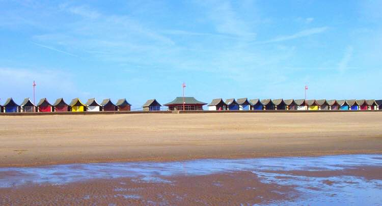 MABLETHORPE BEACH IS JUST A FEW MINUTES AWAY