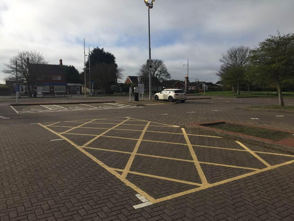STATION SPORTS CENTRE CAR PARK