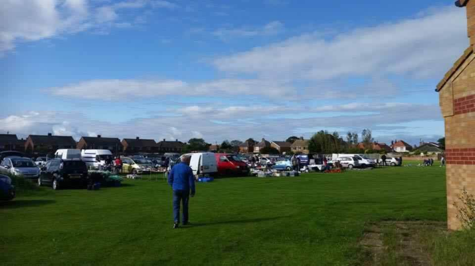 Mablethorpe Car Boot