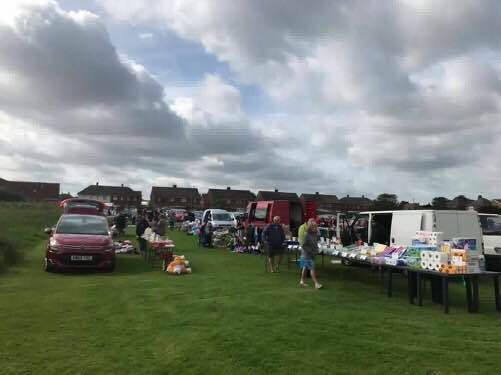 MABLETHORPE CAR BOOT SALE