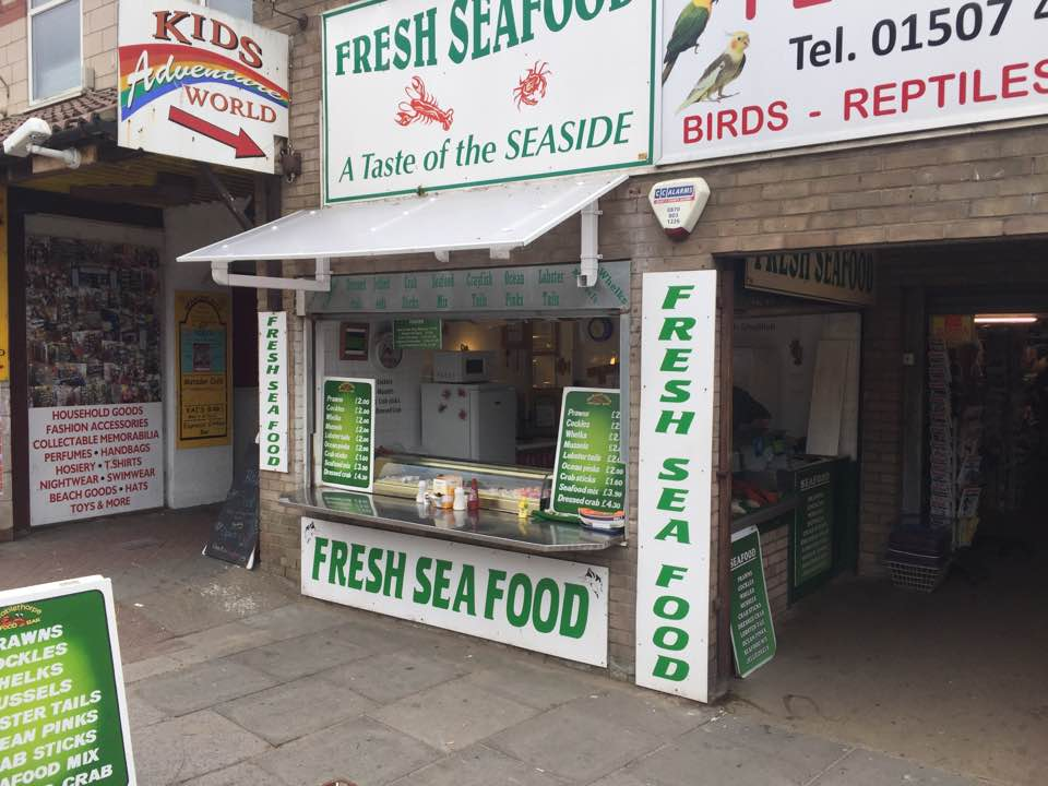MABLETHORPE SEAFOOD BAR