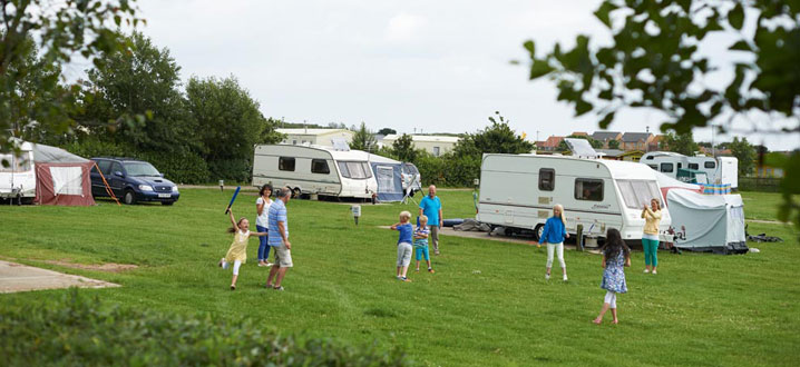TOURING AND CAMPING AT GOLDEN SANDS HOLIDAY PARK